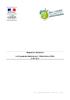 Rapport au Parlement : Le Programme National pour l'Alimentation -2013 - application/pdf