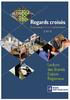 Regards croisés 2015 - Les grands enjeux régionaux  - application/pdf