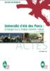 Actes de l'Université d'été 2015 : relation Homme/Nature - application/pdf